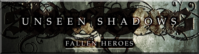 Listen to full unabridged audio version of Fallen Heroes as read by David Ault every Monday
