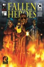 Fallen Heroes the Comic #2